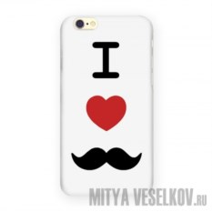 Чехол для IPhone 6 I love