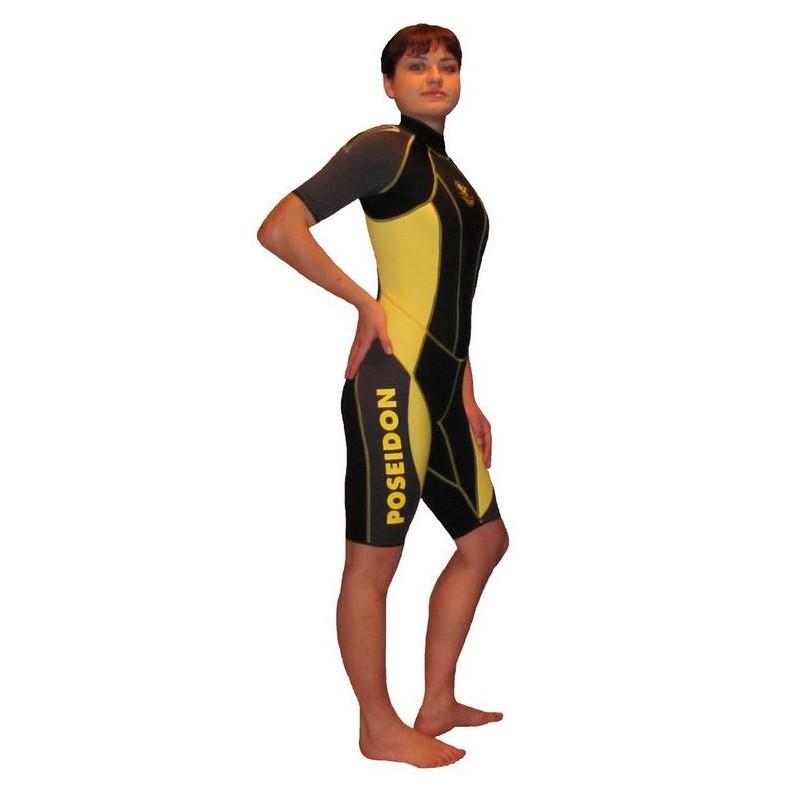 Гидрокостюм Wetsuit Shorty 3 мм (женский)