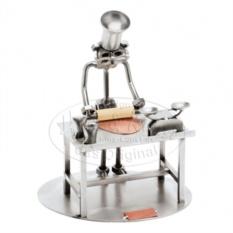 Металлическая статуэтка Кондитер, HINZ&KUNST