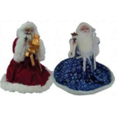Новогодний Дед Мороз, музыкальный