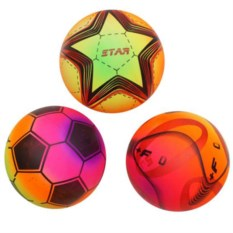 Детский резиновый мяч Футбол Shantou Gepai