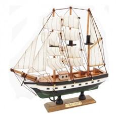 Модель фрегата XVIII в., 111006