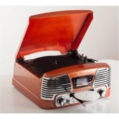 Музыкальные центры и радиоприемники в стиле ретро