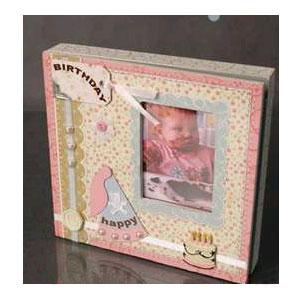 Фотоальбом «С днём рождения»