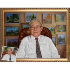 Портрет для дедушки