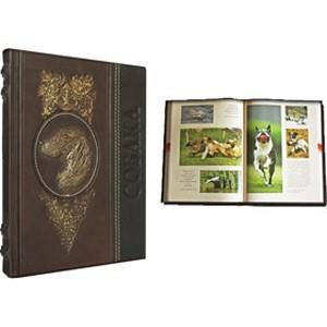 Подарочная книга Собака