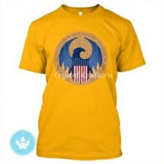 Мужская футболка Американский магический конгресс