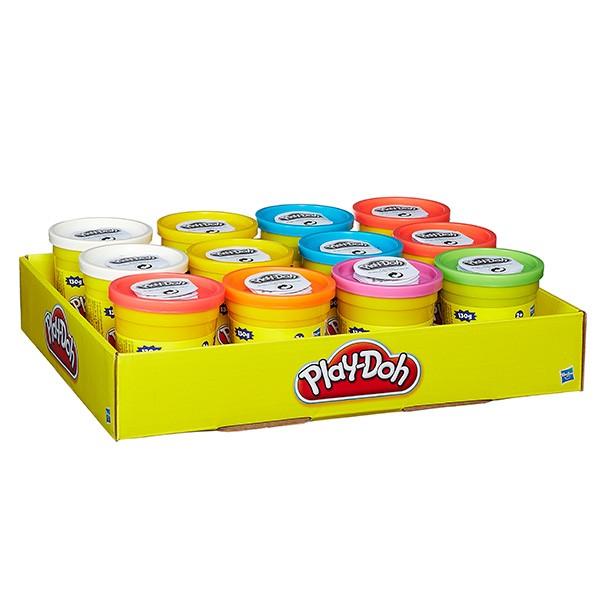 Баночка пластилина Play-Doh (Hasbro)
