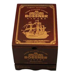 Никарагуанские сигары Bossner Admiral