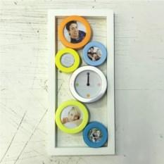 Фоточасы Цветные круги