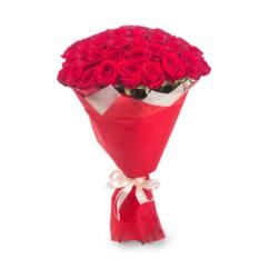 Букет из 55 роз (50см)