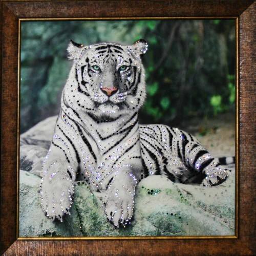 Картина Swarovski Тигруля