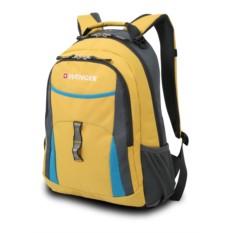 Рюкзак Wenger (цвет — желтый/голубой/серый)
