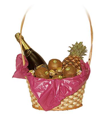 Подарочная корзина «Изысканность»