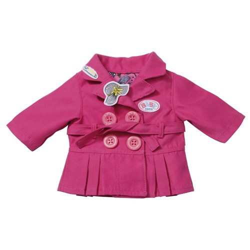 Стильная куртка для куклы Baby born (Бэби Борн)