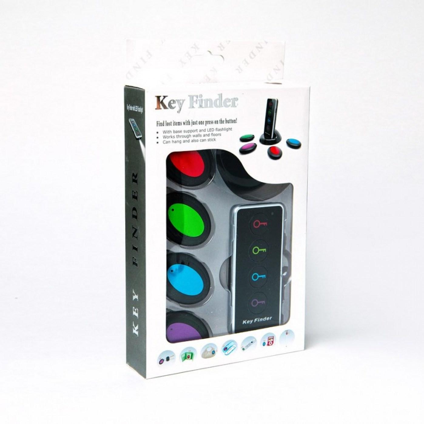 Радио-поисковик ключей Keyfinder