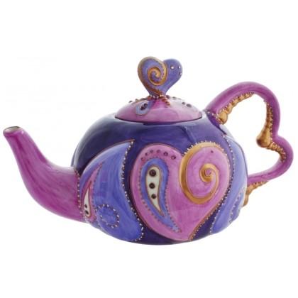 Чайник Сердце