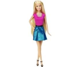 Кукла Барби Блондинка. Модные прически