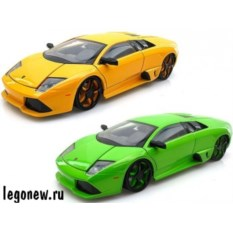 Модель машины Lamborghini Murcielago lopro 1:24 от Jada Toys