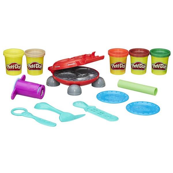 Игровой набор пластилина Hasbro Play-Doh Бургер Гриль