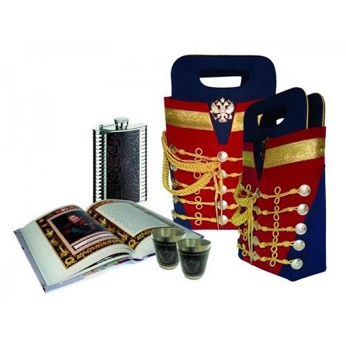Подарочный набор Честь мундира: гусарский
