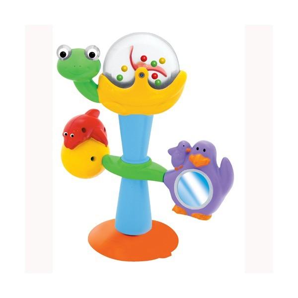 Развивающая игрушка Забавные друзья на присоске