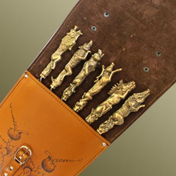 Набор для шашлыка «На охоте»