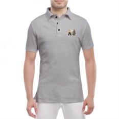 Мужская футболка-поло С днем красной армии и флота