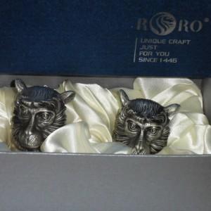 Набор стопок из 2 штук Обезьяна в подарочной коробке