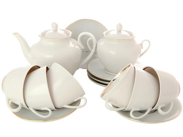 Чайный сервиз Белоснежка