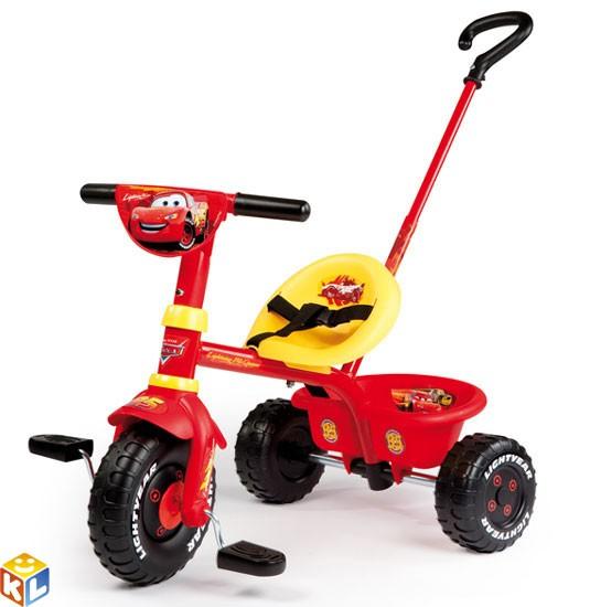 Трехколесный велосипед Be Fun Cars