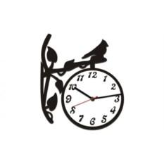 Настенные часы Птичка-сторож