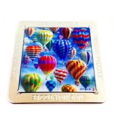 3D пазл «Воздушные шары»