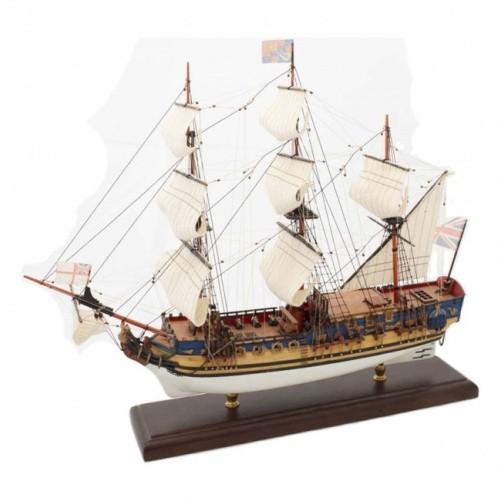 Модель корабля Royal Caroline