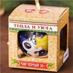 Подарочный чай в шаре
