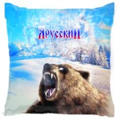 Подушка Я русский