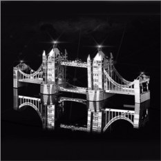Металлический 3D пазл Тауэрский мост