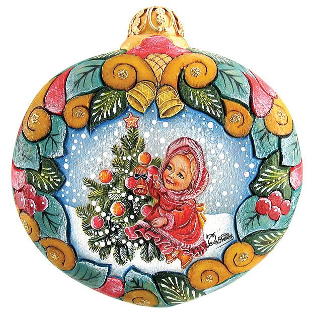 Украшение «Счастливого Рождества!»