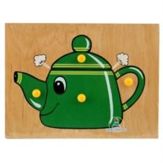 Рамка-вкладыш «Чайник» из 4 деталей