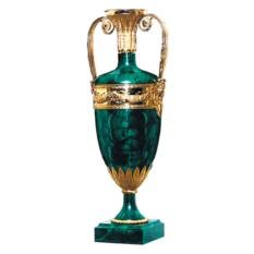 Интерьерная декоративная ваза Амфора