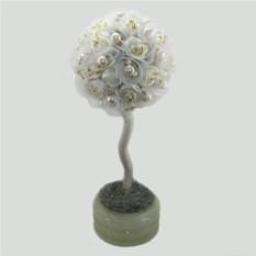 Дерево из жемчуга Любовная история