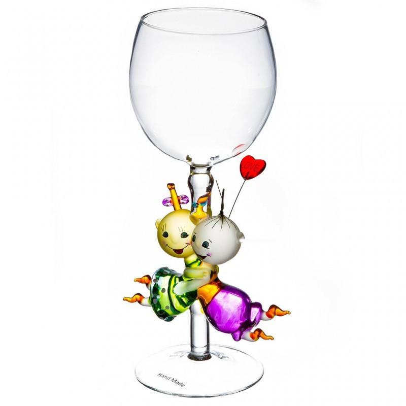 Бокал для вина Счастье