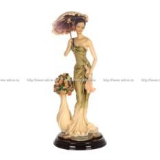 Статуэтка Девушка с зонтиком