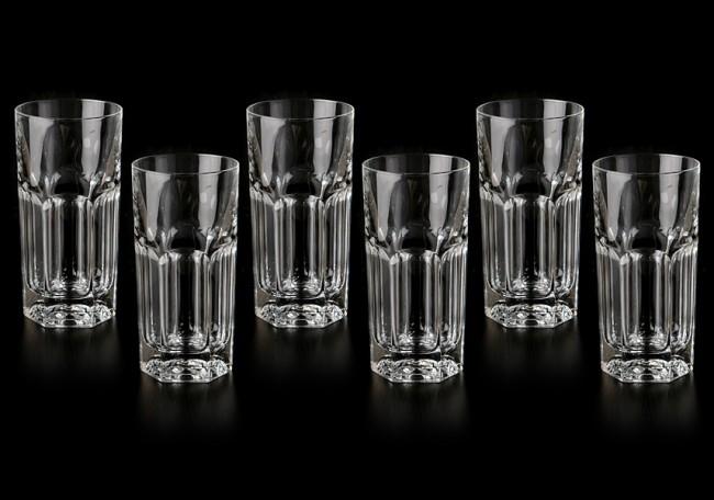 Набор 6 стаканов 370 мл RCR Провенца