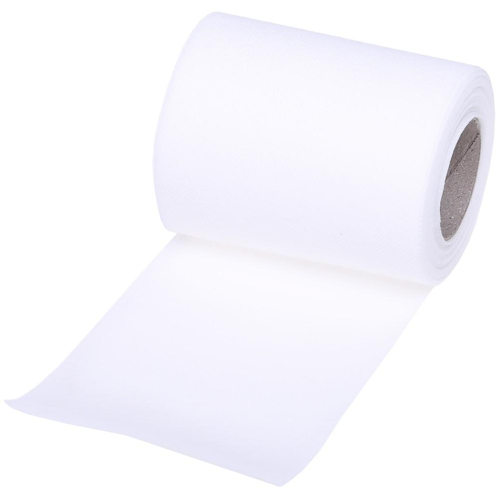 Прикол «Неотрывающаяся туалетная бумага»
