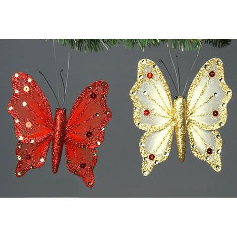 Украшение для елки «Бабочка»