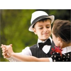 Подарочный сертификат Урок танца для детей
