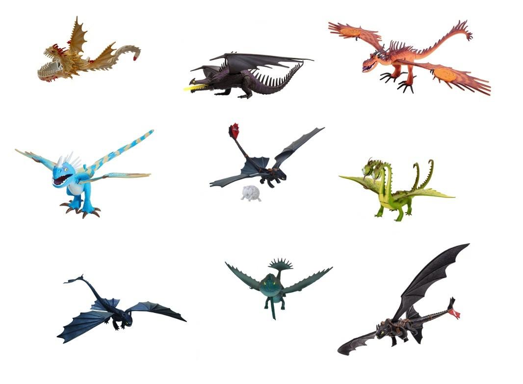 Dragons Функциональные драконы (Dragon)