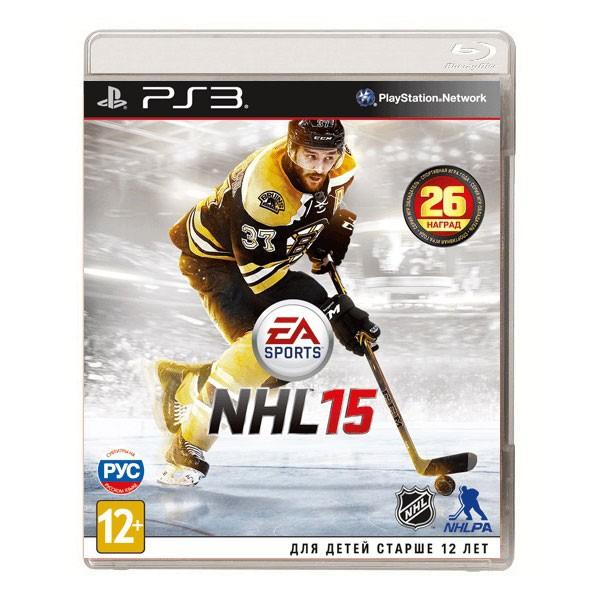 Игра NHL 15 (PS3)