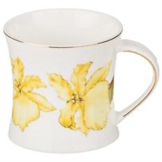 Кружка Желтые лилии, объем 300 мл